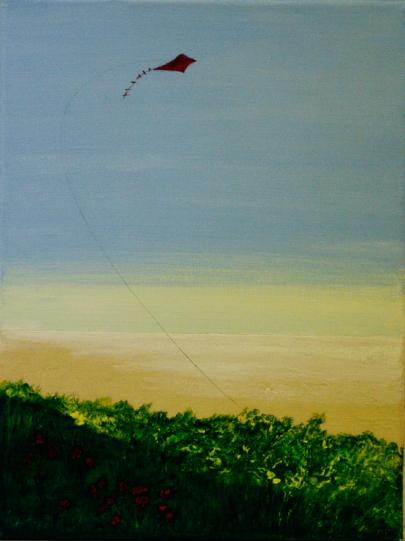 Margory Toward - 'The Kite'