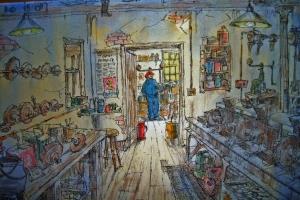Richard Johns - 'My workshops'