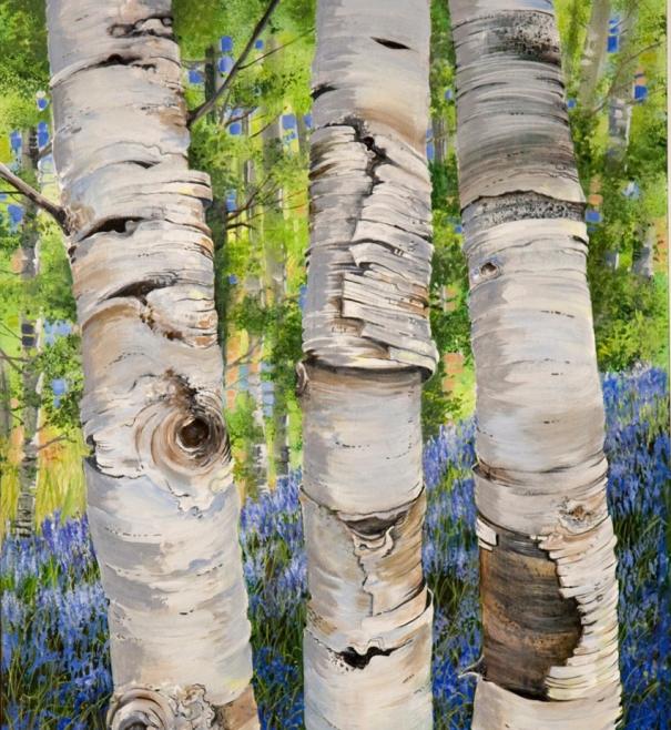 Isabel Blincow - Silver Birch