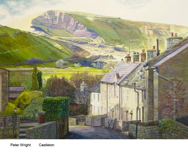 Peter Wright      Castleton