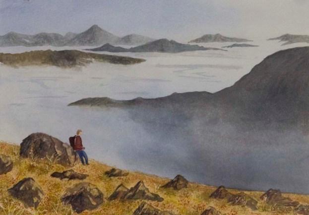 John Abbott - Above the clouds