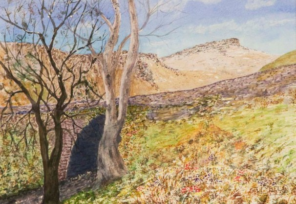 John Abbott - Burbage, Derbyshire