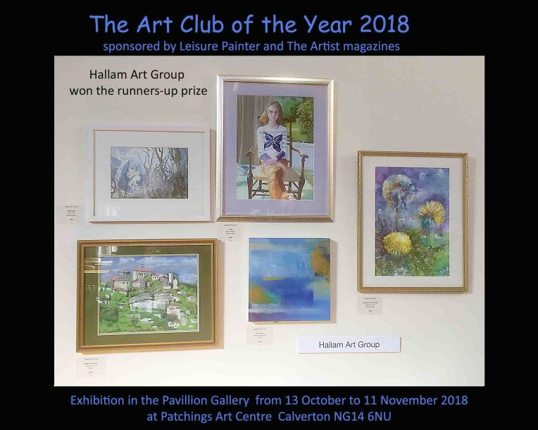 Art Club of the Year 2018 (1)